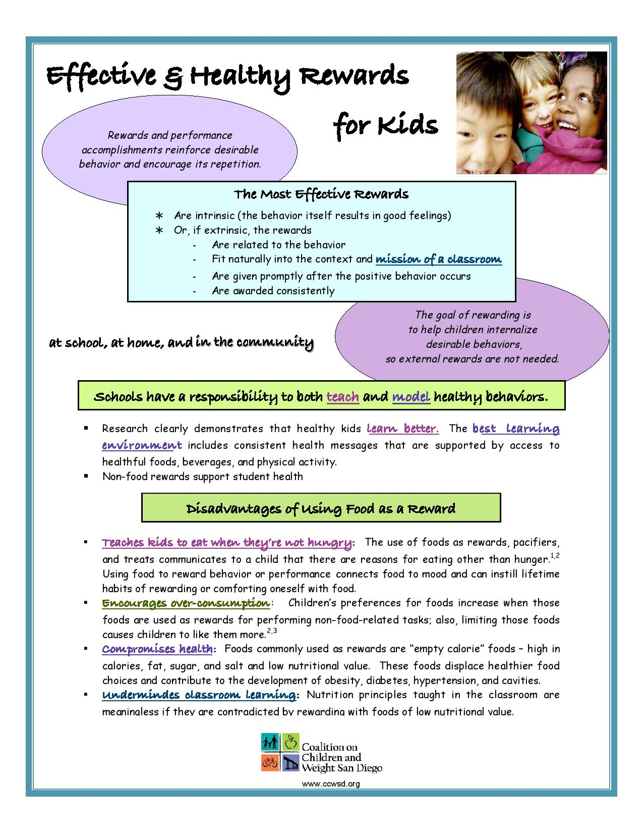 Effective And Healthy Rewards For Kids Hawaii 5210