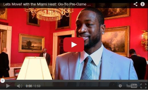 miami heat visit the white house tune in today at 2 45 et. Black Bedroom Furniture Sets. Home Design Ideas