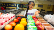 Longer School Lunches Healthier for Kids