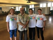 Hawaii 5210 at Fern Elementary School